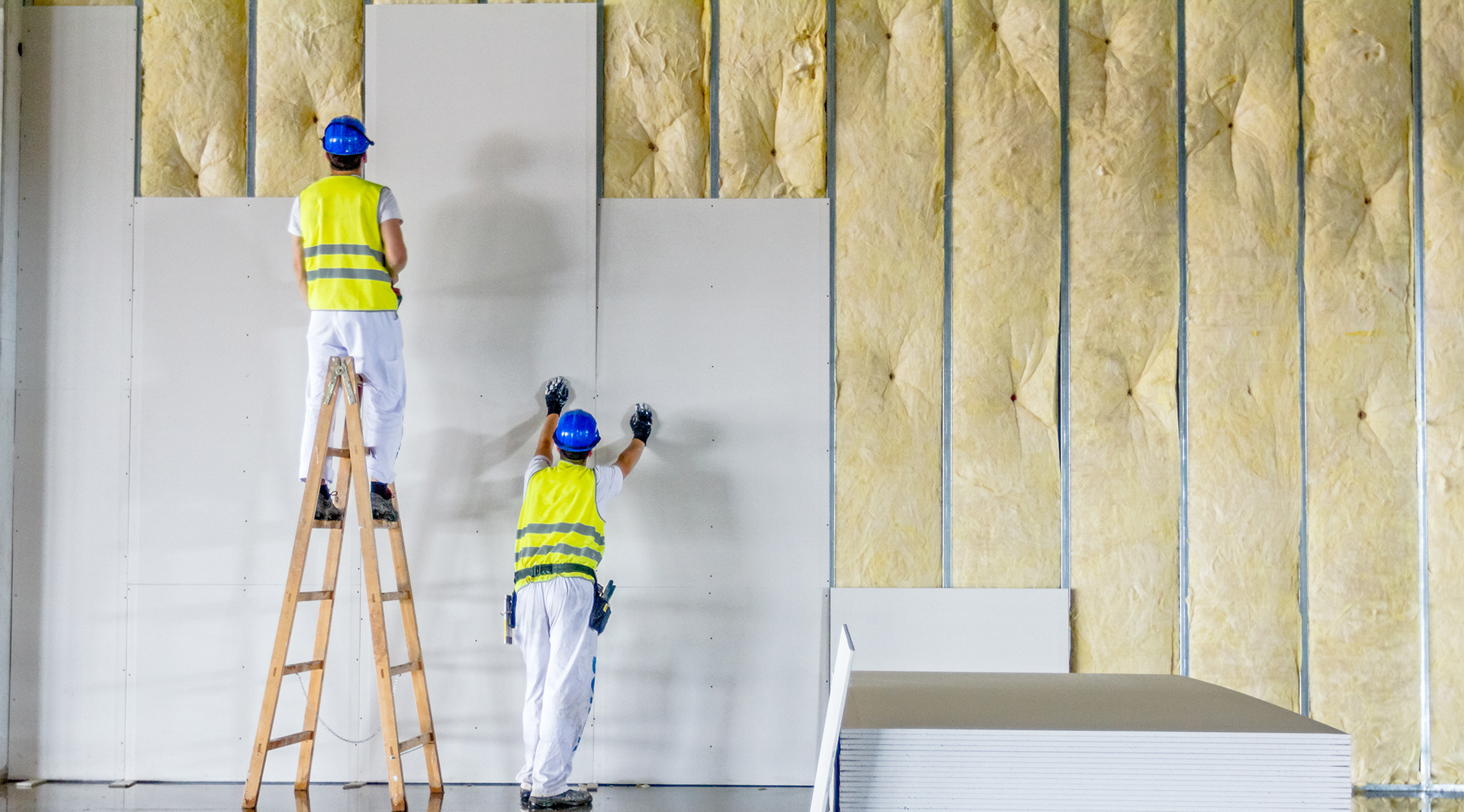 Ceiling and drywall Solutions | Gypsum board & Fiber cement